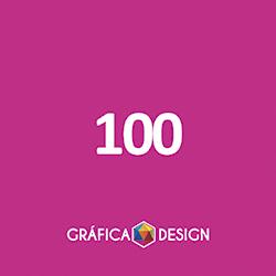 100 Cartão de Visita Verniz Total Frente | +-9x5cm | Papel Couche 250gPapel Cartão + BARATO | Padrão | 4x0 FRENTE Colorida apenas :: id 21795